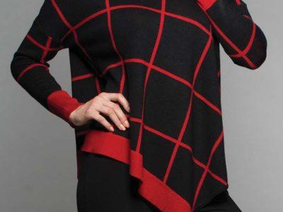 EW17003-(black-red)