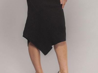 EW19061 skirt (charcoal)